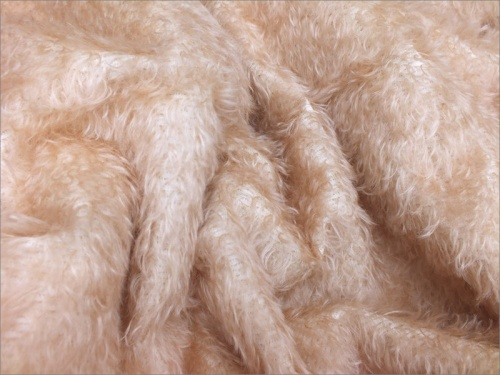 Mohair Bear Making Supplies Limited Paula Blonde On