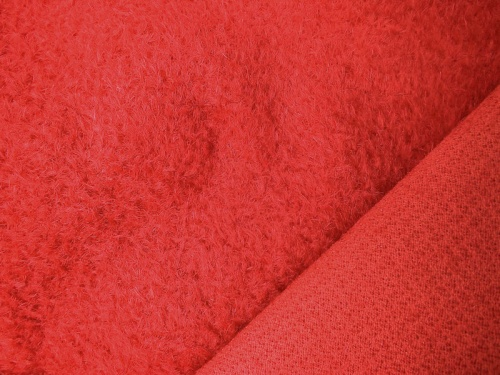 Schulte Scarlet Red Felted 7mm Pile BS2