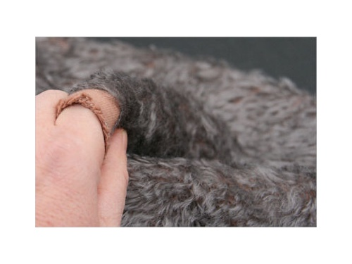 Mohair Bear Making Supplies Limited Juno Steel Grey 18mm
