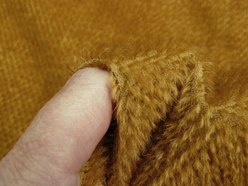 Mohair Bear Making Supplies Limited Toby Old Gold 5mm Mohair