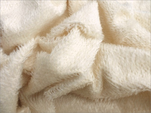 Mohair Bear Making Supplies Limited Toby Ivory 5mm Mohair
