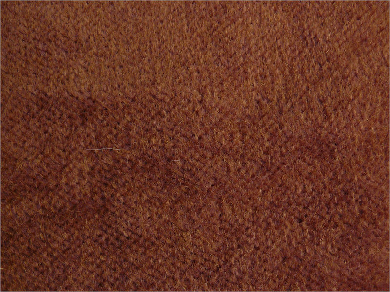 Mohair Bear Making Supplies Limited Toby Russet Brown